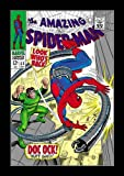 Marvel Masterworks The Amazing Spider-Man Volume 6 (Covert Artwork May Vary)