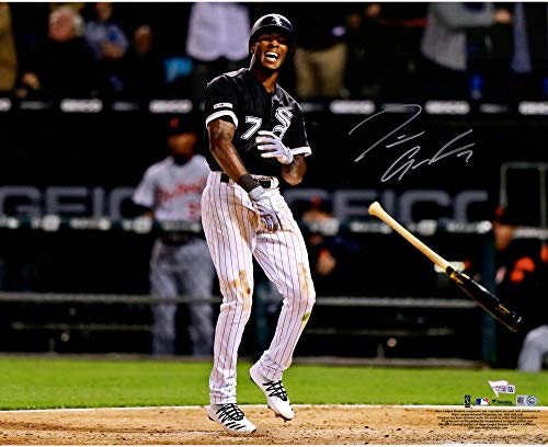 Tim Anderson Chicago White Sox Autographed 16