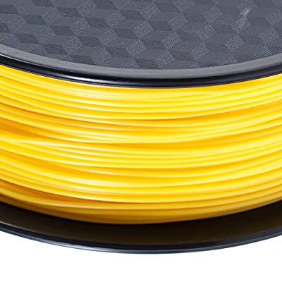Paramount 3D ABS (Pantone Simpson Yellow 129C) 1.75mm 1kg Filament [YRL1018129A]