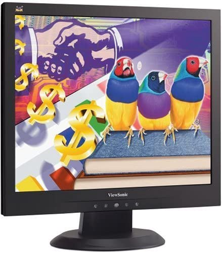 """FLAT NOT FOR CURVED CRT/'S 19/"""" LCD MONITOR  BEZEL"""