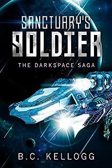 Sanctuarys Soldier Darkspace Saga Book ebook product image