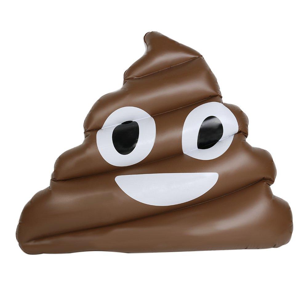 Hinchable emoji poop