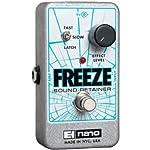 Electro-Harmonix Freeze Sound Retainer Compression Guitar Effects Pedal by Electro-Harmonix