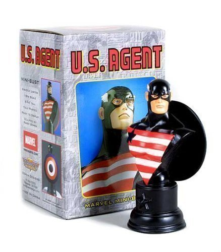 U.S. Agent Mini Bust by Bowen Designs