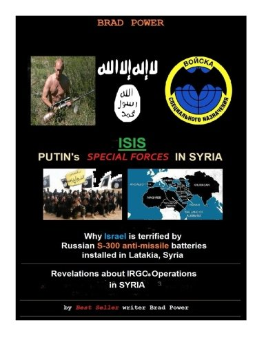 Download ISIS: Putin's Special Forces in Syria pdf epub