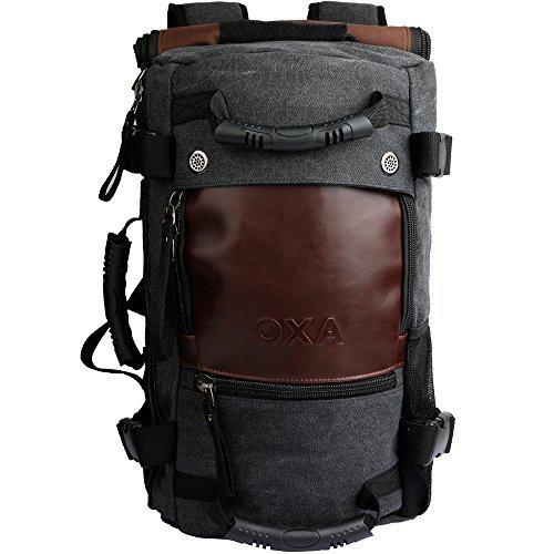 OXA Travel Hiking Camping Backpack, Duffle Backpack Bag