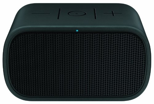 UE MINI BOOM Wireless Bluetooth Speaker - Black (Bluetooth Boombox Logitech)