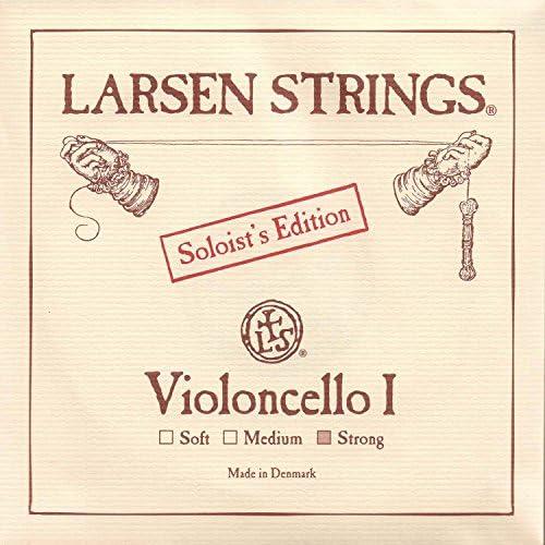 Larsen Soloist 4/4 Cello A String Strong Alloy-Steel