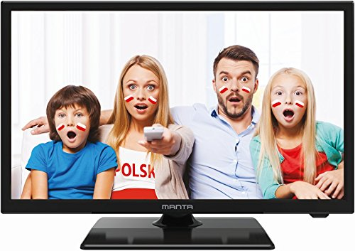 """Manta (24LFN37L) 24"""" LED TV, 240v & 12v Supply, US..."""