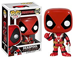 Funko POP Marvel: Deadpool Thumbs Up Action Figure