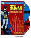 The Batman: Season 1 (DC Comics Kids Collection) by CW Television Network