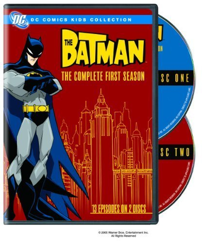 The Batman: Season 1 (DC Comics Kids Collection) by CW Television Network