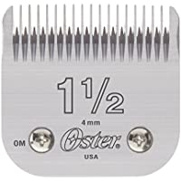 Oster Professional Detachable Clipper Replacement Blade, Size #1 1/2