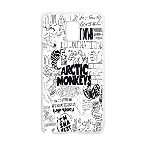 Generic Case Arctic Monkeys For Samsung Galaxy Note 4 N9100 A7Y6678021