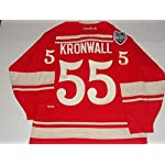 7b136147e Signed Niklas Kronwall Jersey - Rbk Premier 2014 Winter Classic -  Autographed.