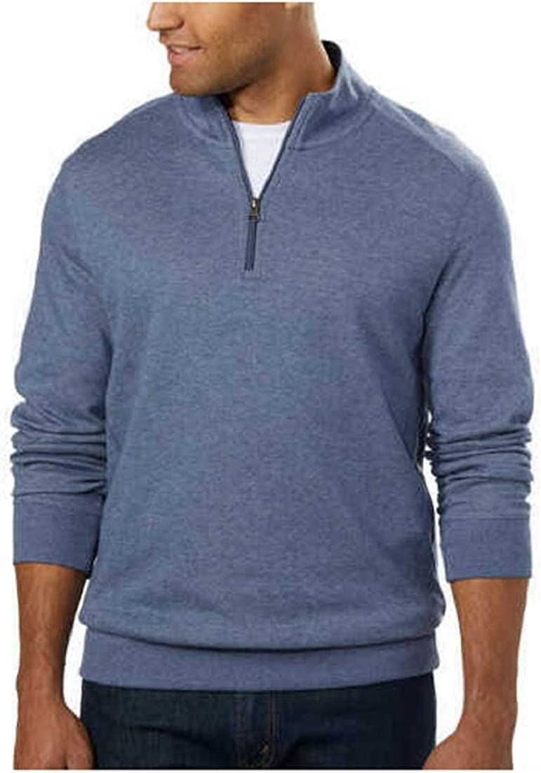 English Laundry Men's ¼ Zip Pullover