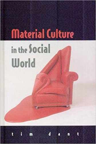 Material Culture In The Social Wor