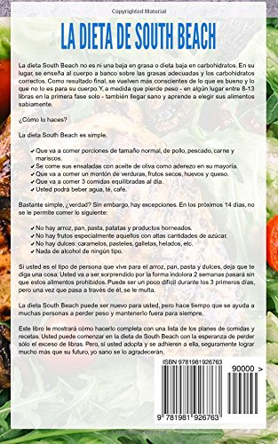 dieta south beach recetas