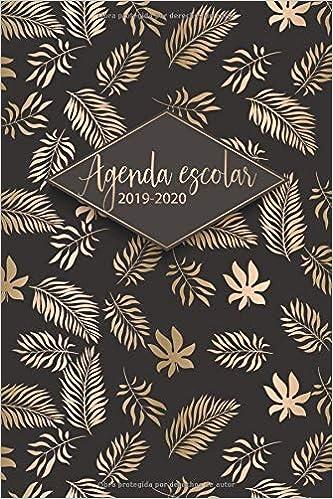 Agenda Escolar 2019 2020: Agenda 2019 - 2020 | El calendario ...