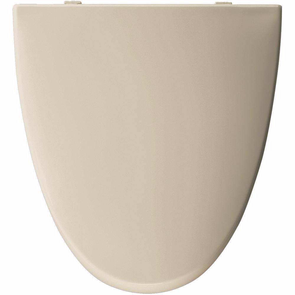 Bemis 7FEL270 006 Elongated Plastic American Standard Elisse 2008.019 Seat - Bone