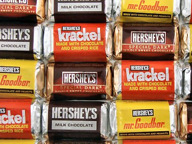 Hershey's Miniatures - Original, 5 pounds by HERSHEY'S