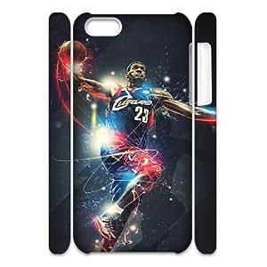 C-EUR Diy 3D Case LeBron James for iPhone 5C