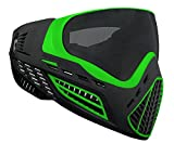 Virtue VIO Ascend Thermal Paintball Goggles with Dual Pane Lens (Lime / Black)