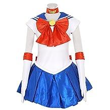 CG Costume Women's Sailor Moon Tsukino Usagi Dress Cosplay Costume