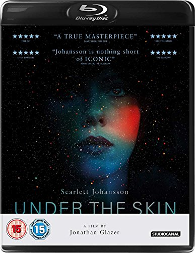 Under The Skin [Blu-ray] [2014]