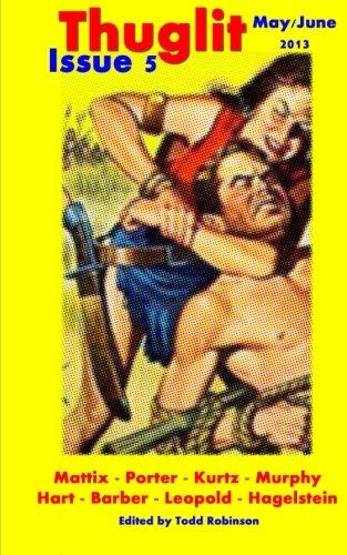 THUGLIT Issue 5 (Volume 5)