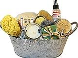 Texas Spa Gift Basket