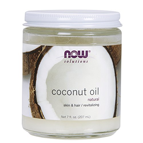 Now Foods Coconut Oil Ounce