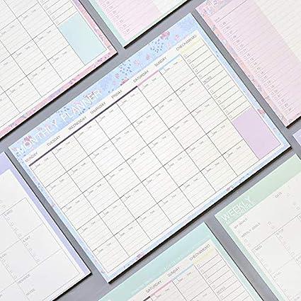 Agenda 2020 Notebook A4 Diario de bala Planificador Diario ...