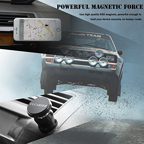Magnetic-Car-Mount-Holder-Universal-Mobile-Phone-Holder-for-Car-Dashboard-Cell-Phone-Holder-360-Rotation-Car-Phone-Stand-for-iPhone-X-8-7-6-Plus-Samsung-Galaxy-S7-S8-S6-Edge-GPS-or-Mini-Tablet