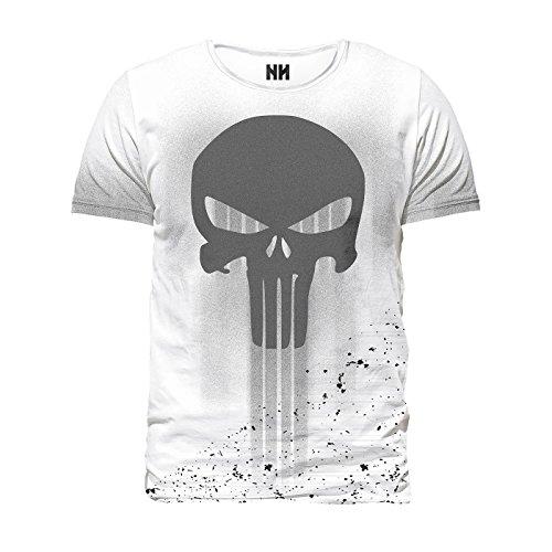 Noorhero Camiseta de Hombre - Punisher PeiyyZLUsR