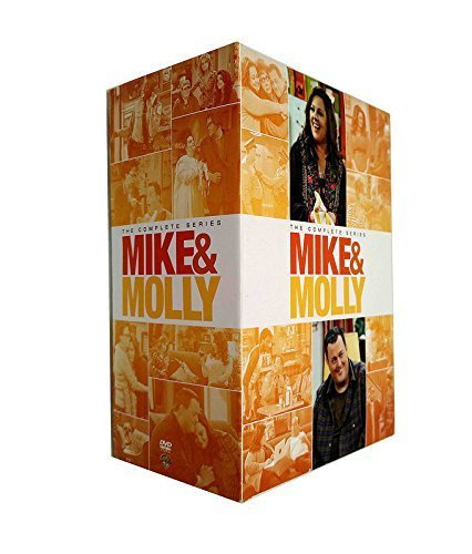 Mike & Molly: Complete Series Seasons 1-6 DVD Box Set