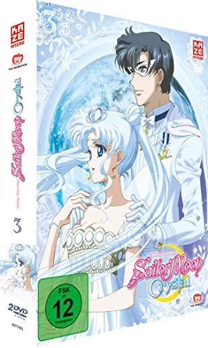Sailor Moon Crystal - Staffel 2 - Vol.1 - Box 3 - DVD Alemania: Amazon.es: -, Munehisa Sakai, -: Cine y Series TV