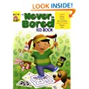 The Never-Bored Kid Book, Ages 7-8