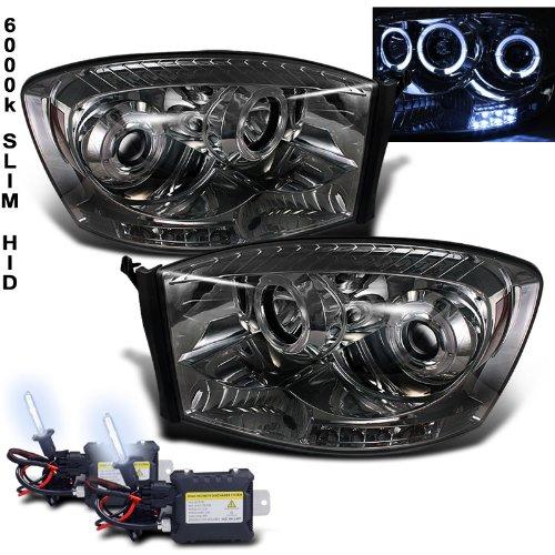 06 ram halo headlights - 6