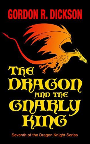 book cover of The Dragon and the Gnarly King