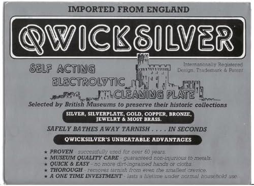 Potente limpiador para todo tipo de metales - QWICKSILVER ...