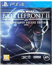 Star Wars Battlefront II: Elite Trooper Deluxe Edition for PlayStation 4