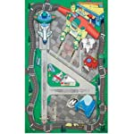 Large International Airport Play Mat Item #HR2039 by Daron