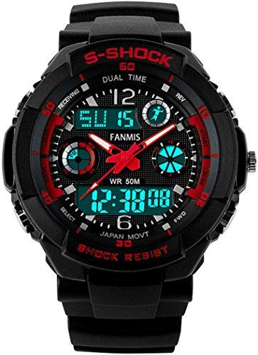 Multifunction Digital Watch - 3