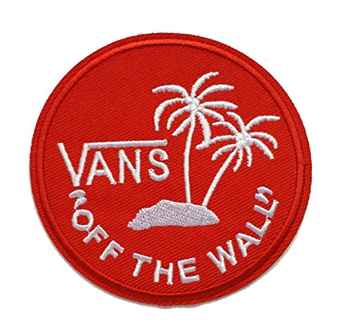 Off The Wall Skateboard Sew/Iron On Patch 3