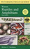 img - for A Peterson Field Guide to Western Reptiles and Amphibians (Peterson Field Guides) book / textbook / text book