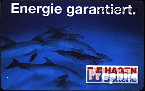 FRD (FR.Germany) S115 S 97/93 1993 Hagen-Battery (Phonecards for Collectors) Water Animals ()