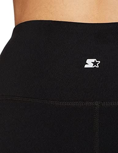 "Starter Women's 24"" Cropped Performance Workout Legging, Amazon Exclusive"
