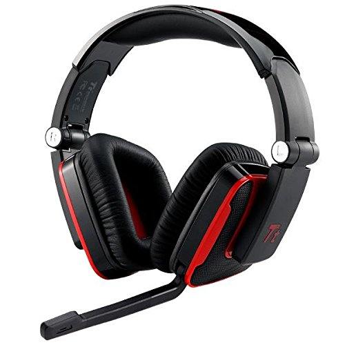 Thermaltake eSPORTS HT-SHO001EC SHOCK ONE Gaming Headset (Diamond Black)