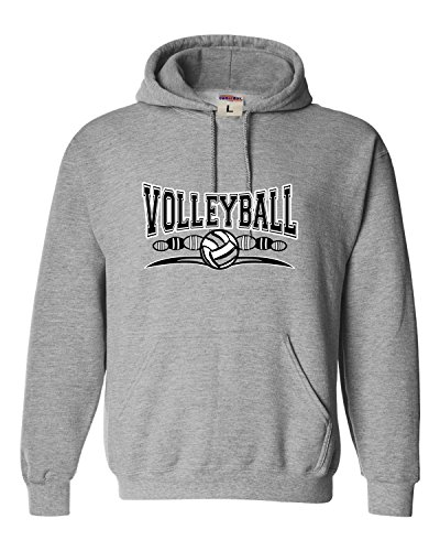 Small Oxford Adult Volleyball Cool Design Sweatshirt Hoodie